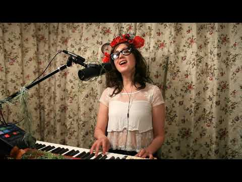 Capital Cities - Safe And Sound - Elizaveta Cover (Performed Live on Twitch)