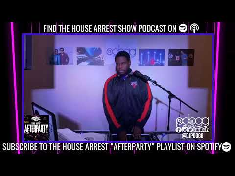 House Arrest Show Podcast with T-bone and Dj Pdogg