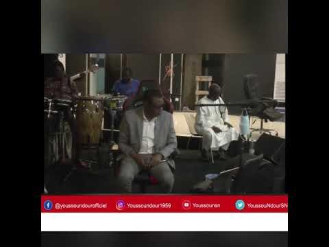 Excluvité Youssou Ndour et le super. la soirée Fiitey de ce Samedi. Mba parée guene? #Fiitey #Madoli