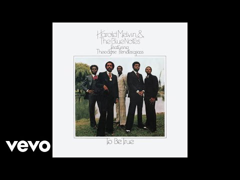 Harold Melvin & The Blue Notes - Pretty Flower (Audio) ft. Teddy Pendergrass