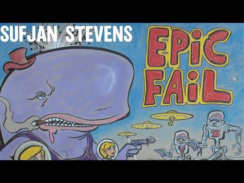 Sufjan Stevens - Exploding Whale [Official Audio]