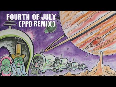 Sufjan Stevens - Fourth of July PPD Remix [Official Audio]