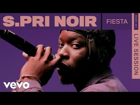 S.Pri Noir - Fiesta (Live) | ROUNDS | Vevo