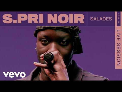 S.Pri Noir - Salades (Live) | ROUNDS | Vevo