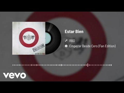 RBD - Estar Bien (Audio)