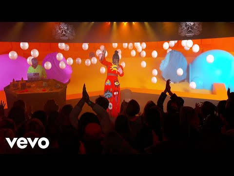 Tierra Whack - Hungry Hippo (Live From Jimmy Kimmel Live!/2019)