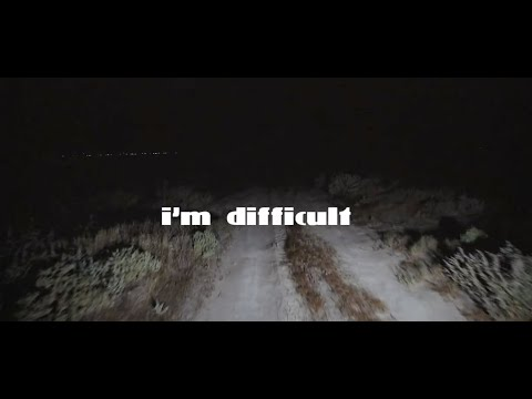 Amy Allen - Difficult (Official Lyric Video)