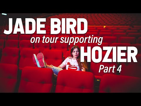 Jade Bird - On The Road, Hozier Support Tour - USA 2019: Part 4