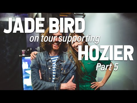 Jade Bird - On The Road, Hozier Support Tour - USA 2019: Part 5