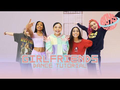 Boys World - Girlfriends Dance Tutorial