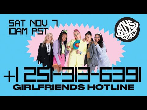 GIRLFRIENDS HOTLINE