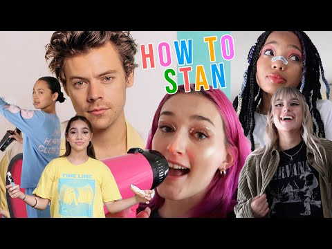 how to stan harry styles