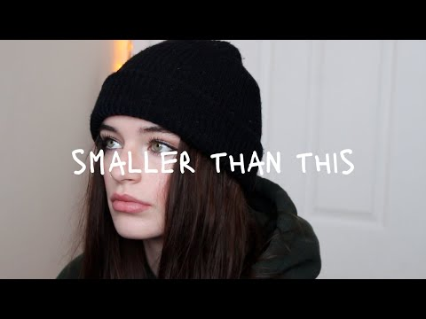 Sara Kays - Smaller Than This (Official Lyric Video)