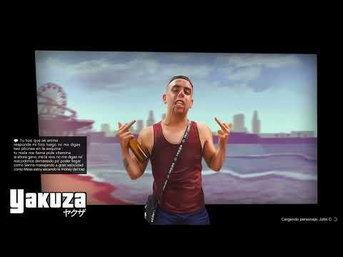 MESITA - YAKUZA (ft. John C, Blunted Vato, El Futuro Fuera De Orbita)