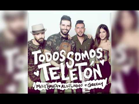 Mike Bahía y Greeicy Rendón - Todos Somos Teletón l Audio Oficial ®