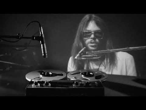 Neil Young - The Losing End   (Official Music Video)