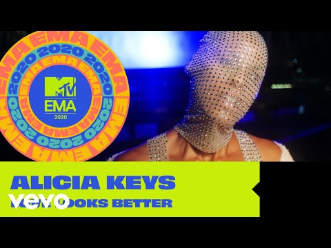 Alicia Keys - Love Looks Better (MTV EMA 2020)