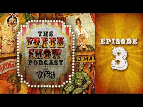 Twiztid's Freek Show Podcast Episode #3