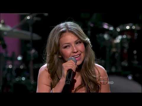 Thalia - Primera Fila Medley - Live Premio Lo Nuestro 2010