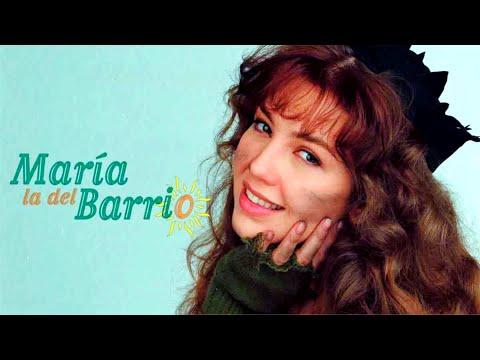 Thalia -  María La Del Barrio [Versión Español] - 1996