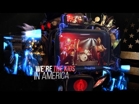 Shaka Ponk - Kids in America (video officielle)