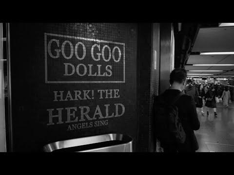 Goo Goo Dolls - Hark! The Herald Angels Sing [Official Lyric Video]