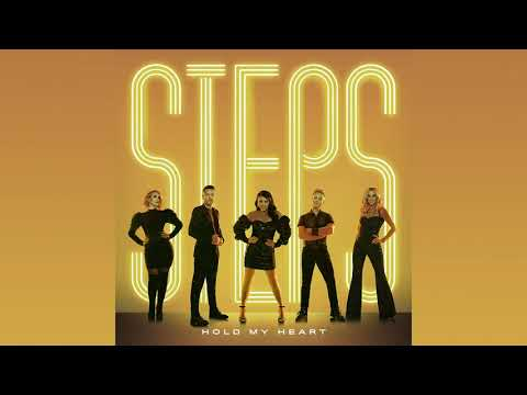 Steps - Hold My Heart (Official Audio)