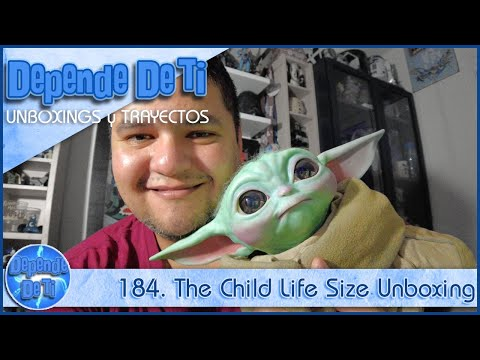 184. The Child Life Size Unboxing
