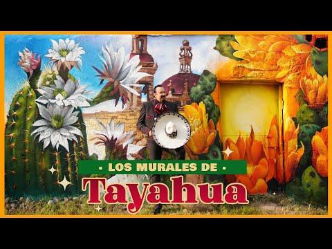 Pepe Aguilar - El Vlog 249 - Los murales de Tayahua