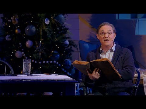 Christmas Day in the Morning - Narrated by Richard Thomas