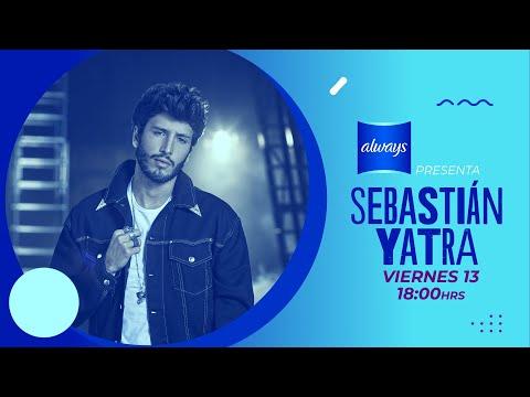 Always presenta: Sebastián Yatra