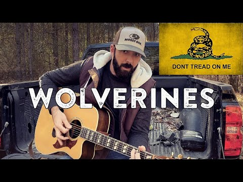 """Buddy Brown - """"WOLVERINES"""" New Song!!! 