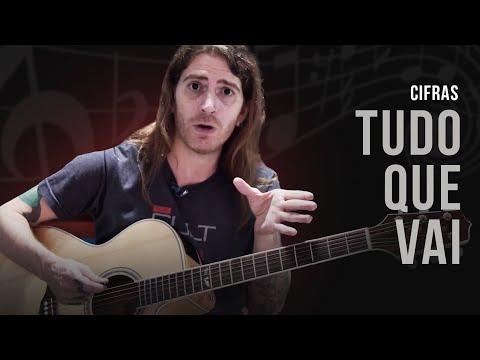CIFRAS | Aprenda a tocar TUDO QUE VAI no VIOLÃO | Por Fabiano Carelli