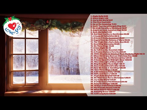 2 Hours Best Christmas Songs and Carols Music Playlist 2020 ❄️