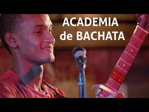 Teaching Bachata - from the only Academia de Bachata