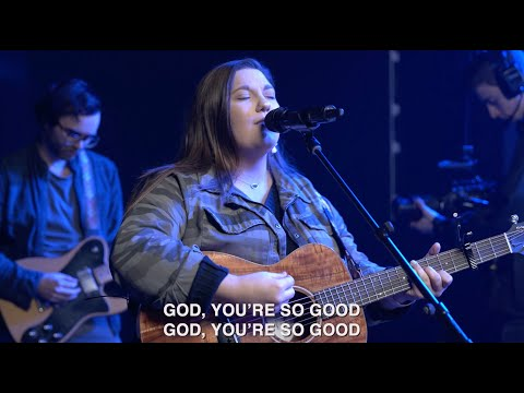 NLC Worship - God, You're So Good