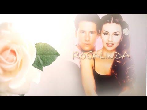 Thalia - Rosalinda (Oficial - Letra / Lyric Video)
