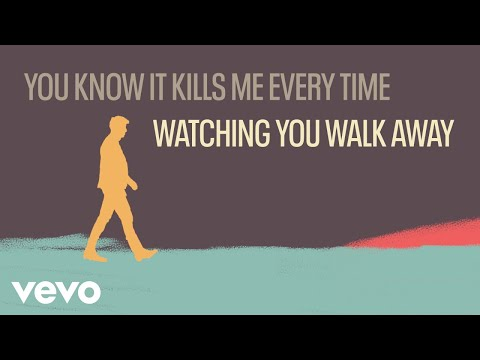 Stephen Puth - Watching You Walk Away (Lyric Video)