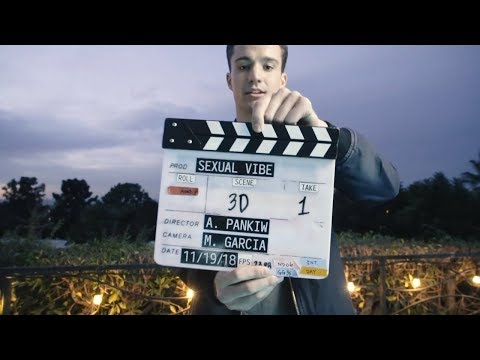 Stephen Puth - Sexual Vibe (Behind The Scenes)