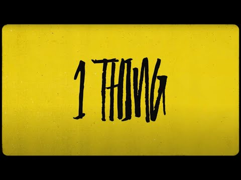 Kei Leeza - 1 Thing (Lyric Video)