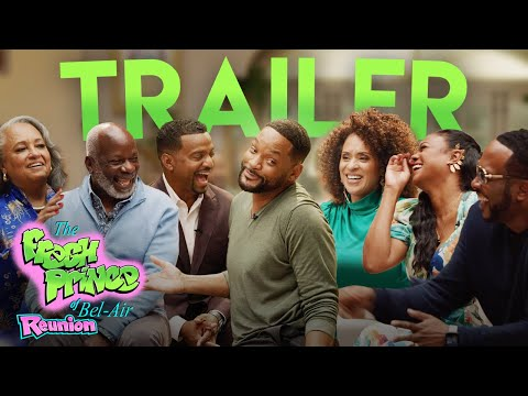 The Fresh Prince of Bel-Air Reunion Trailer