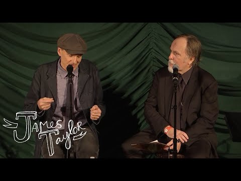 Arrival on the West Coast: James Taylor at the Sheen Center