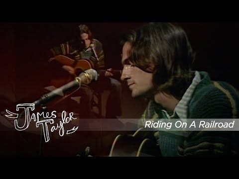 James Taylor - Riding On A Railroad (BBC In Concert, 11/16/1970)