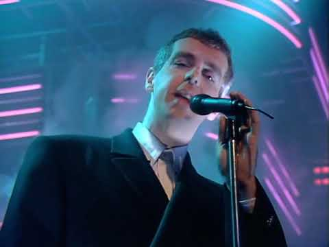 Pet Shop Boys - So Hard on Top of the Pops 04/10/1990
