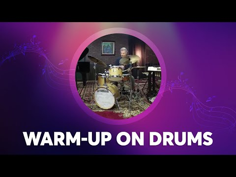 Livestream Highlights: Chick Warms Up On The Drums