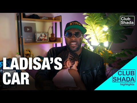 My cousin Ladisa's car | Club shada
