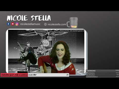 Nicole Stella - Live Tribute to The Beatles