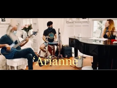 Arianne - Live from Jude's House - Judith Owen with Leland Sklar and Pedro Segundo