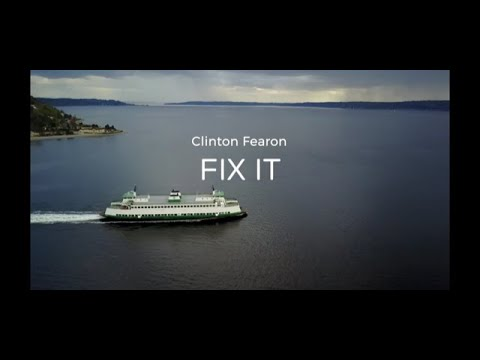 Clinton Fearon - Fix It [Official Video]