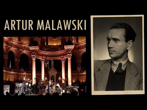 Artur Malawski: Piano Trio - Scherzo